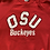 Thumbnail: Vintage OSU Buckeyes Lee red sweatshirt size large