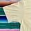 Thumbnail: Vintage Adidas yellow tri-blend t-shirt size medium/large