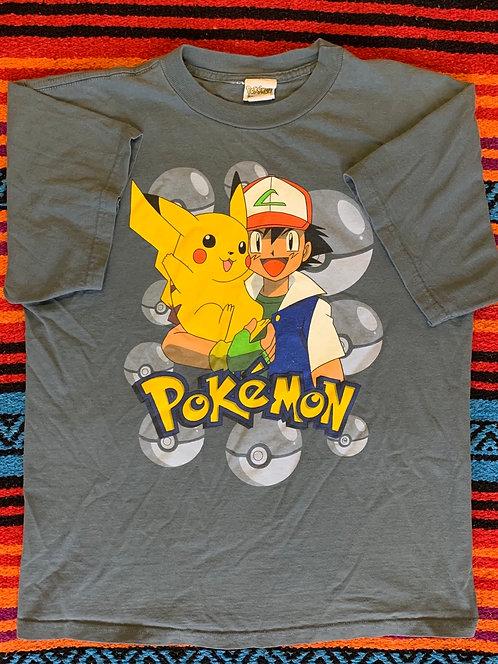 Vintage Pokémon T Shirt Size Small