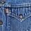 Thumbnail: Vintage dark wash Levi's Harley Davidson denim vest