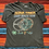 Thumbnail: Vintage 1993 Star Trek Deep Space Nine faded black t-shirt size XL