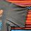Thumbnail: Vintage 1990 Looney Tunes Taz's Devils Motorcycles faded black t-shirt size XL