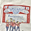 Thumbnail: Vintage Budweiser thin ringer t-shirt size medium