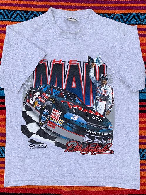 Vintage Dale Earnhardt Nascar t shirt size Medium
