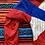 Thumbnail: Vintage Philadelphia Phillies striped windbreaker size large