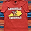 Thumbnail: Vintage Louisville Cardinals faded red t-shirt size medium/large