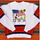 Thumbnail: Vintage USA Peanuts color-block sweatshirt size XL