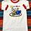 Thumbnail: Vintage 80's Ringling Bros Ringer Shirt Small