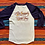 Thumbnail: Vintage 1982 Air Supply World Tour baseball t-shirt size medium