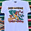 Thumbnail: Vintage Spuds Mackenzie Party Animal white t-shirt size L