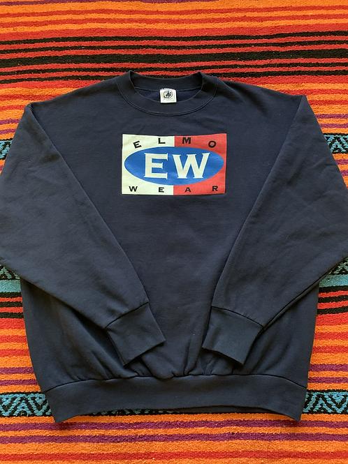 Vintage Elmo Sweatshirt XL