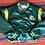 Thumbnail: Vintage Greenbay Packers dark green varsity jacket size XXL