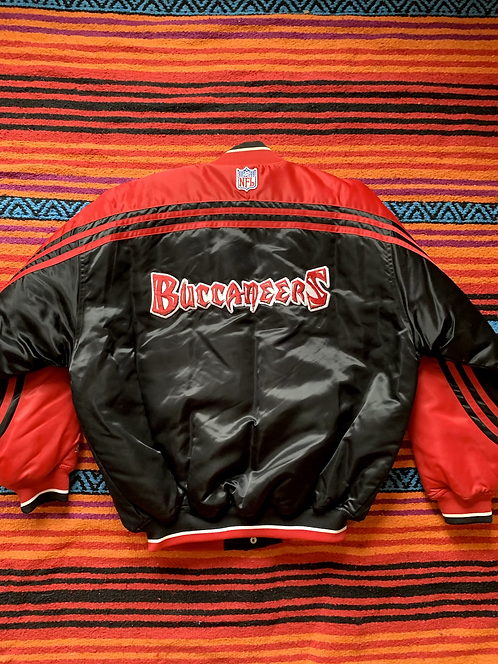 Vintage Tampa Bay Buccaneers Starter bomber jacket size XL