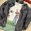 Thumbnail: Vintage Pinstripe work jacket XL