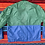Thumbnail: Vintage Izod Lacoste color block windbreaker size small