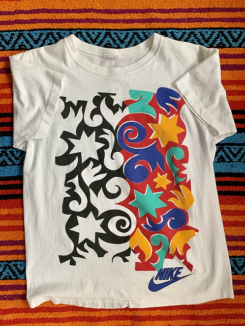 Vintage Nike abstract T shirt size small