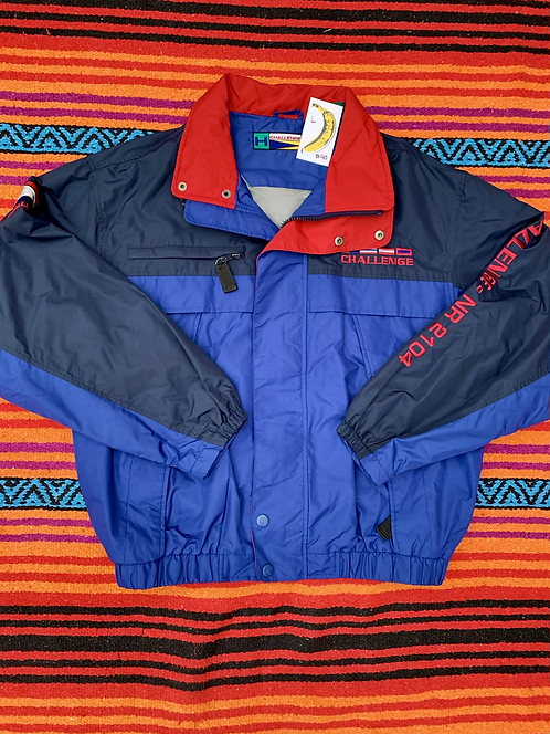 Vintage HC Challenge windbreaker jacket size large