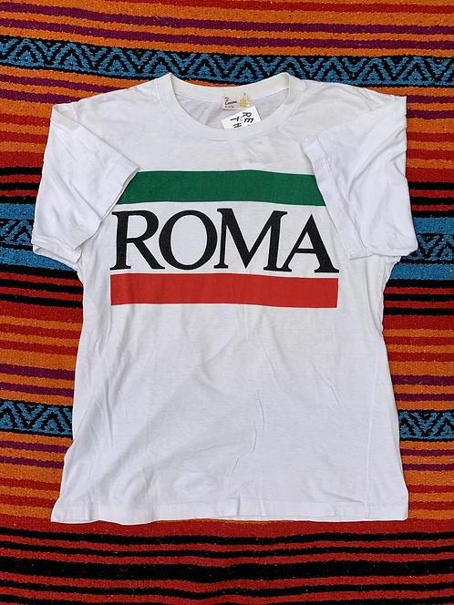 Vintage Roma T shirt size small/medium