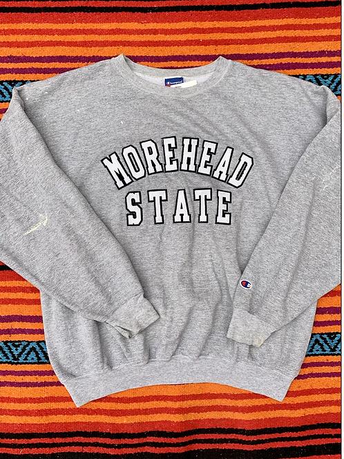 Vintage Morehead State Champion sweatshirt size XXL
