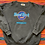 Thumbnail: Vintage Hard Rock Cafe Honolulu dark gray sweatshirt size XL