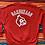 Thumbnail: Vintage University of Louisville Cardinals red sweatshirt size XL