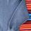 Thumbnail: Vintage dark gray Russell Athletic blank sweatshirt size XXL