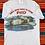 Thumbnail: Vintage Budweiser frog T shirt size large