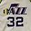 Thumbnail: Vintage Royce O'Neale Utah Jazz sand knit jersey size medium/large