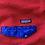 Thumbnail: Vintage Patagonia red fleece sweatshirt size medium/large