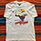 Thumbnail: Vintage Desert Storm bald eagle t-shirt size large/XL