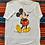 Thumbnail: Vintage Disney Mickey Mouse Chicago white t-shirt size medium/large