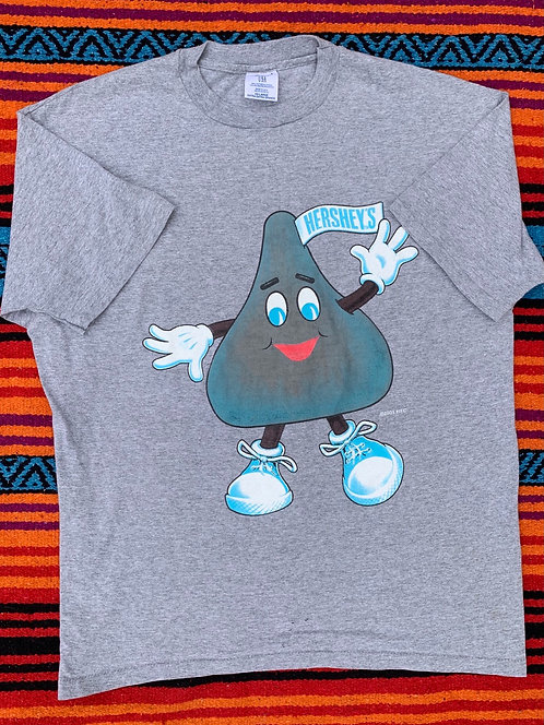 Vintage 2000s Hershey's Kiss t shirt size 2Xl