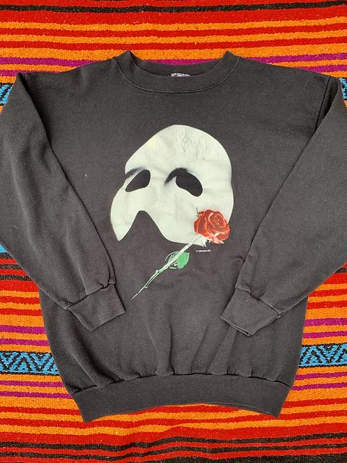 Vintage Phantom of the Opera sweatshirt size XL