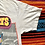 Thumbnail: Vintage 1992 World of Outlaws all-over print t-shirt size large