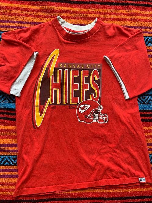 Vintage Kansas City Chiefs T shirt size XL