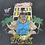 Thumbnail: Vintage 2000s WWF the Rock t-shirt size small