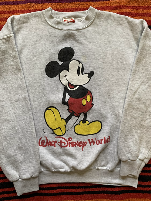 Vintage Disney Mickey Mouse Swearshirt L
