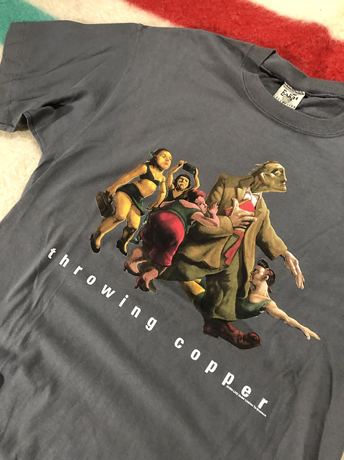 90s Throwing Copper tour shirt XL