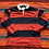 Thumbnail: Vintage Ralph Lauren Polo striped rugby shirt size large