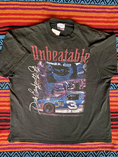 Vintage Dale Earnhardt Jr. faded black t-shirt size XL