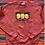 Thumbnail: Vintage 1996 Tweety Bird Looney Tunes faded red sweatshirt size large