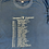 Thumbnail: Vintage University of Kentucky 1978 Basketball Schedule Shirt Small