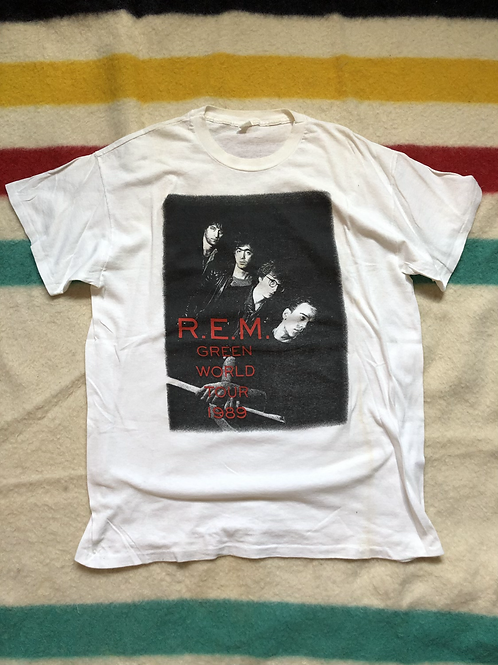 1989 REM tour tee XL