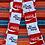 Thumbnail: Vintage Coca Cola low-rise flare pants with drawstring size M/L