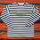Thumbnail: Vintage 90s Pepe Jeans London striped long sleeve t-shirt size small