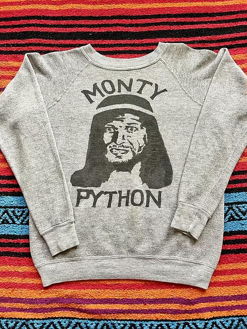 Vintage 70's Monty Python Sweatshirt S/M