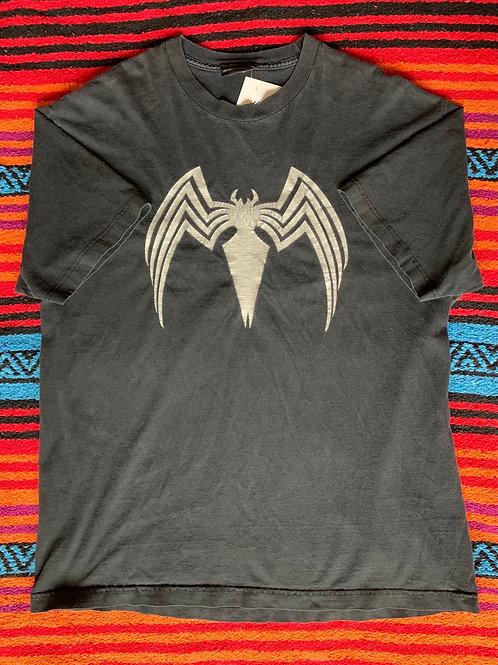 Vintage Spider-man 3 faded black T shirt size XL
