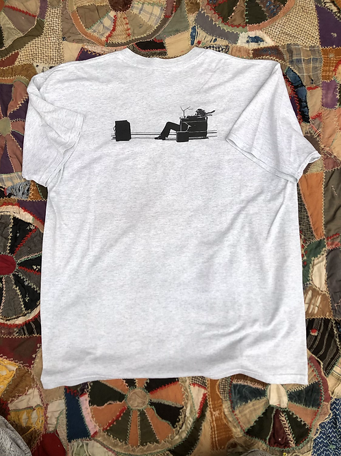 Maxell promo tee size Large