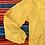 Thumbnail: Vintage Morehead Bowling Team yellow jacket size large