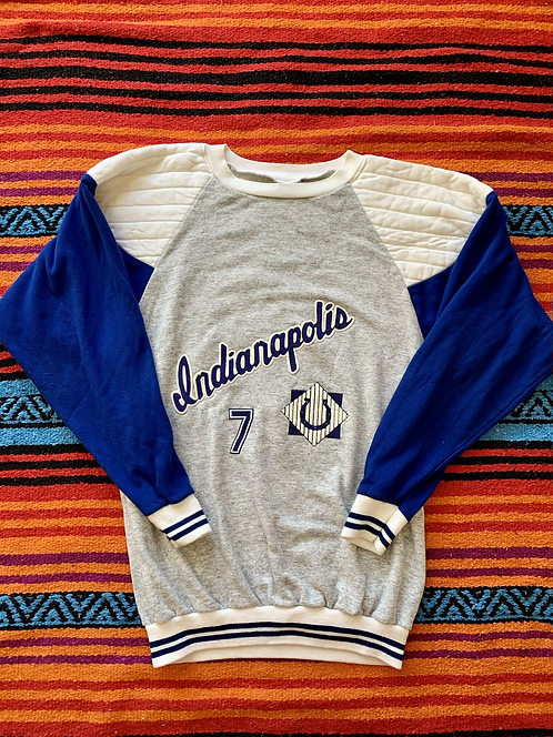 Vintage Indianapolis Colts sweatshirt size large